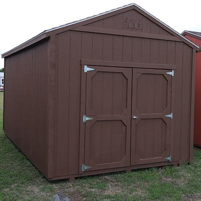Gable Storage Sheds Amarillo