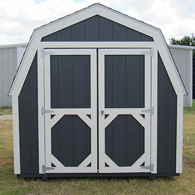 Ranch Barn Style Sheds in Amarillo